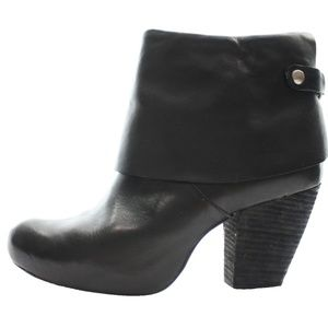 """KORK-EASE """"CAITLIN"""" CUFFED BOOTIE SIZE 9"""
